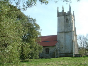 This is a disused church in the village of Imber which was requisitioned by the British Army in 1943, and never given back. © Copyright Tim Westcott and licensed for reuse under this Creative Commons Licence