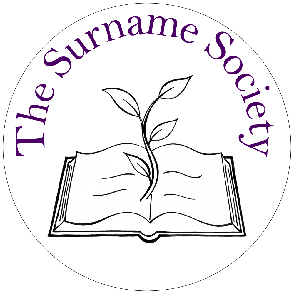 The Surname Society Badge 01 Export